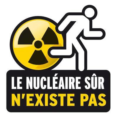 Le nucléaire sûr n'existe pas