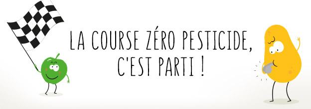 La Course Zéro Pesticide, c'est parti !